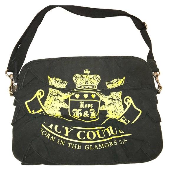 Juicy Couture Handbags - JUICY COUTURE LAPTOP BAG c9a9ba4325d2